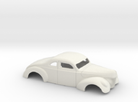 1/16 1940 Ford Coupe 3 In Chop 7  In Section