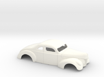 1/24 1940 Ford Coupe 3 In Chop 7  In Section