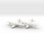 Grumman JRF-5 Goose (2 airplane set) 1/285 6mm