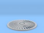 Fan for Exhaust Port for deAgostini Falcon