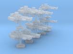 Bullshark Assault Ship 10x With Bases