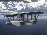 Donnet-Denhaut D.D.8 Flying Boat (Two-Seater)