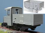 Wagon Body (Part W-1)