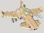 6mm Thunderclap Fighter (4pcs)