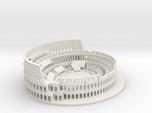 Roman Colosseum high details