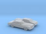 1/160 2X 1976 Buick Riviera