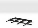 1/12 MP-38 submachine guns