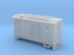 HOn30 B-Unit Boxcab Locomotive (Katie 1)