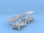 SET 2x Ford Model T (N 1:160)