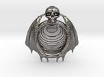 Bat Skull Eye pendant
