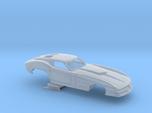 1/64 1963 Pro Mod Corvette No Scoop