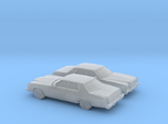 1/160 2X 1977 Ford LTD Sedan