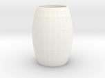 18th Century Barrel-Open (21hx15dia) 1/35