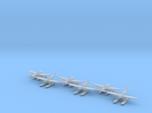 Aichi E16A1 Zuiun (Paul) 6 airplanes 1/700