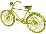 1/24 scale WWII Wehrmacht M30 bicycle model kit