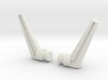Combiner Wars Menasor Horns upgrade
