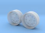 1/64 42 inch John Deere  Rear Wheels