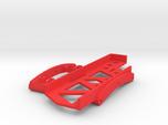 Long Servo/Battery Tray for SCX10 II