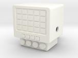 Custom Mettaton Inspired Lego