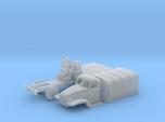 CARGO TRUCK - GMC CCKW 6x6 (N scale)