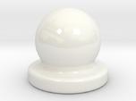 Porcelain Door Nob Plug