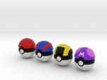 Pokeballs (Set 01)