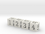 Photogrammatic Assembled Cube Sprue