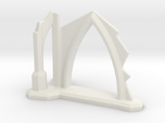 Gothic Arch and Flying Buttress Ruin 6mm Scale