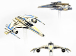 E-Wing Variant - Tri-Cannon 3pack