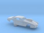 1/64 Pro Mod 73 Camaro Flat Hood W Scoop