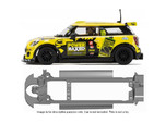S17-ST4 Chassis for Scalextric Mini F56 SSD/STD