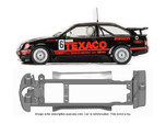 S15-ST4 Chassis for Scalextric Ford Sierra SSD/STD
