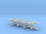 1/700 P-47D-10 w/Gear x8 (FUD)