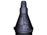 Freedom7 Capsule for ST-20 (for Estes kit 1921)