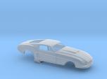 1/43 67 Pro Mod Mustang GT Stock Scoop