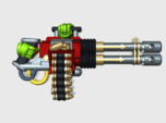 Chaos Anger Cannon