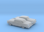 1/160 2X 1957 Chevrolet One Fifty Coupe