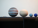 Solar System (Largest Possible)