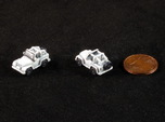 Miniature Jeep (1 pc)