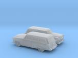 1/160 2X 1952 Ford Crestline Ranch Wagon