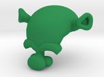 Custom Alien Ogre Inspired Lego