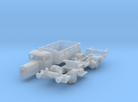 Henschel 6J1 Schienen-LKW (N 1:160)