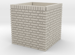Cast Iron Water Tank Brick Pillar