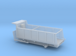 1/87th Large 20' Dump Truck Body, 25/27 Yard