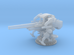 1/350 UNS 5 inch  25 Cal. GUN MOUNT MARK 40
