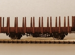 2151 1/148 German train-ferry wagon, 40t-glw low
