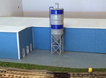 N Scale Cement Silo WSF