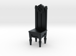 Gothic Straight Backed Chair