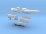 1:350 Scale USS Ronald Reagan 2006-2012 Update Set
