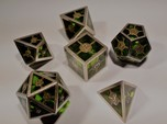 Epoxy Dice Set